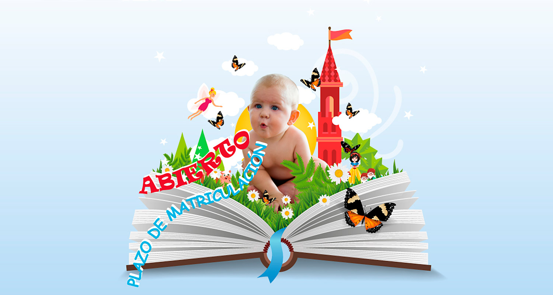 Becas guardería Escuela Infantil Arlequín